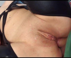 Smoking Hot German Milf Anal