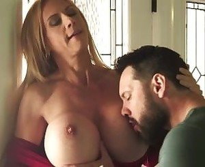 Big tited milf mommy gets banged