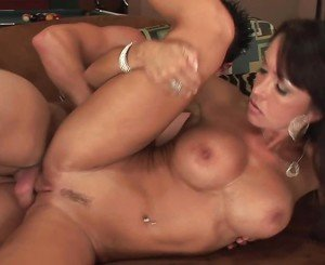 Facil for long legs big tits milf cougar