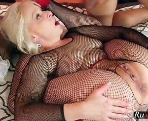 Heidi Ass Fucked In The Pretzel Position