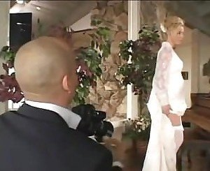 bride fucks the wedding photograph