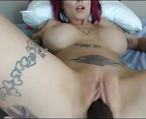 Redhead milf webcamshow - more at allcamsclub.com