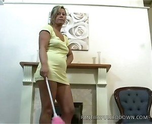 Tracey Coleman your Uber Milf naked cleaner