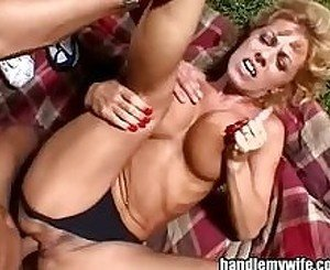 Busty Milf Group Sex