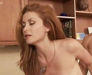 Nude Celebs Heather Vandeven gets fucked over a table