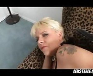 Missy Monroe takes bbc in the ASS