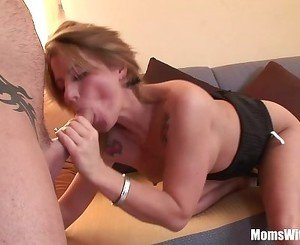 Office Mom Summer Storm Tight Anal Fucked In
