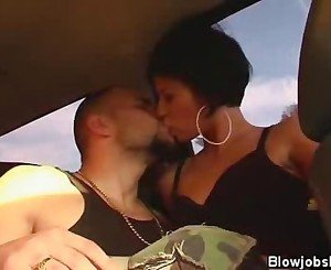 Blowjobs Inside The Car With Jayden