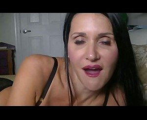 My wild fake tits stepmom