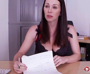 Rayveness Office Fetish HD 1080p