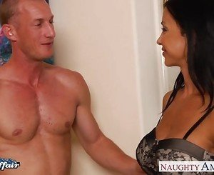 Busty Jewels Jade fucking her neighbor