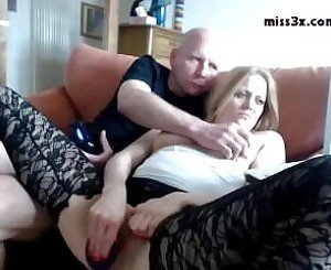 Mature couple great fuck with everything
