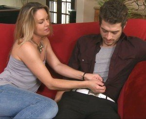 Mommy fucking her son