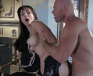 Seduced hooker with awesome body is getting screwed hard